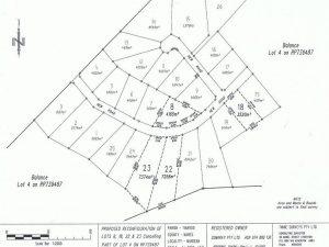 Country-Road-Estate-Mareeba-map